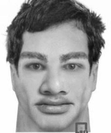 Identikit sex attacker