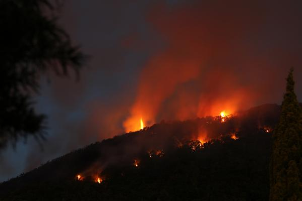 Hutt Valley fire