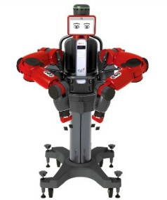 ROBOTICS REVOLUTION: He's not quite Rosie Robot from the Jetsons, but Baxter is getting there.