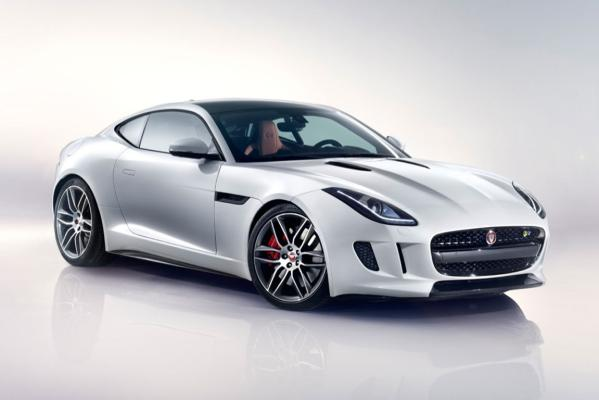 Jaguar F-Type R.