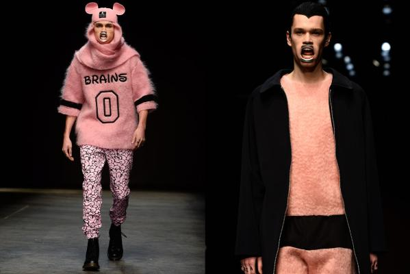 Terrible fashion from London Collections