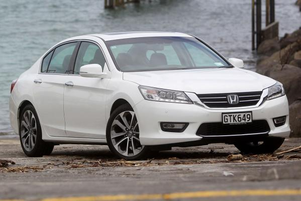 Honda Accord V6.