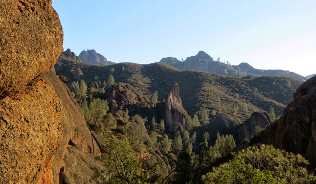 Pinnacles National Park, USA