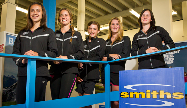 Smith's Sports Shoes 2014 Junior Sports Scholarship