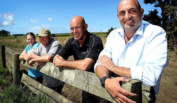 The Westpac Taranaki Agricultural Research Station Trust leases a commercial farm and a research station near Hawera.