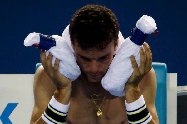 Heat Still Taking Its Toll At Australian Open Stuff Co Nz