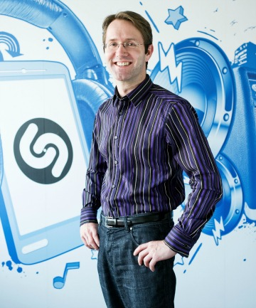 Shazam executive chairman Andrew Fisher