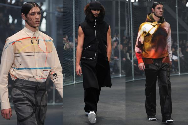 Paris Menswear Fashion