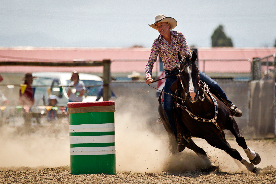 Nelson rodeo