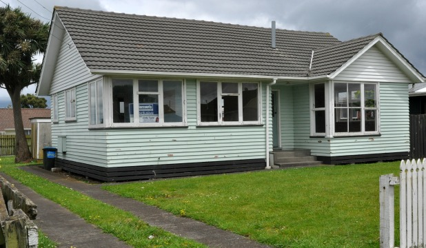 The house at 23 A'Court St in Hawera