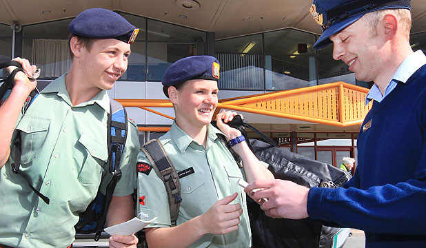New Zealand Cadet Forces