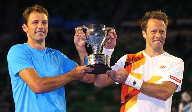Lukasz Kubot and Robert Lindstedt