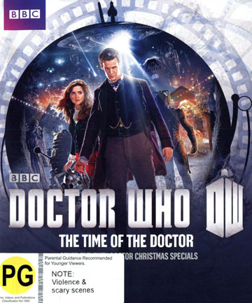 Doctor Who - Time of the Doctor