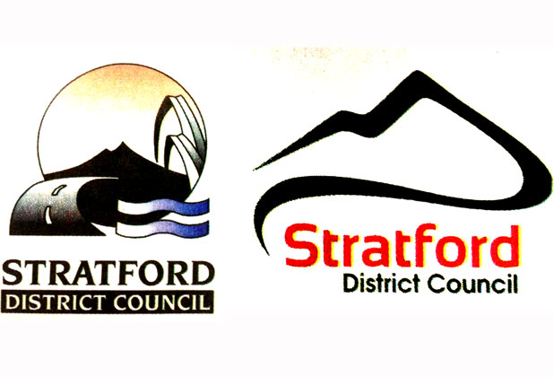 Stratford District Council's logo full