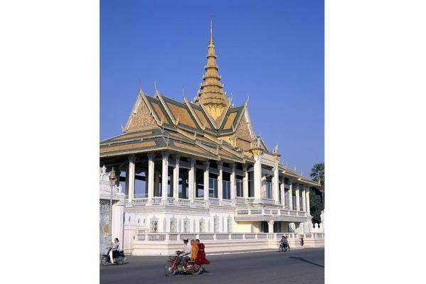 The sights of Phnom Penh