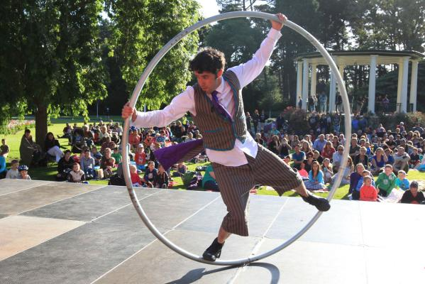 2014 Southland Buskers Festival