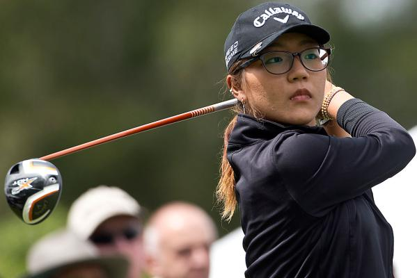 Lydia Ko starts on day two
