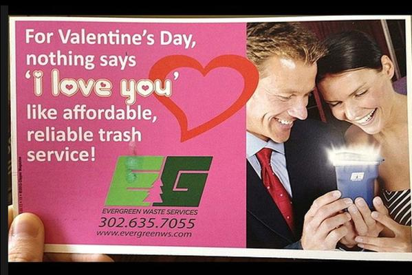 World's worst Valentine's Day gifts