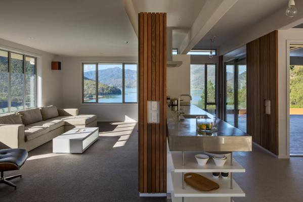 House of the week: Pelorus Sound