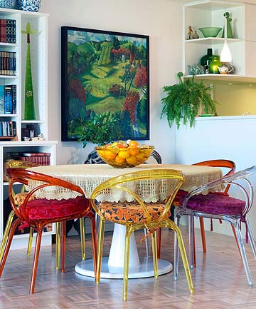 Sue Waddell's Apartment