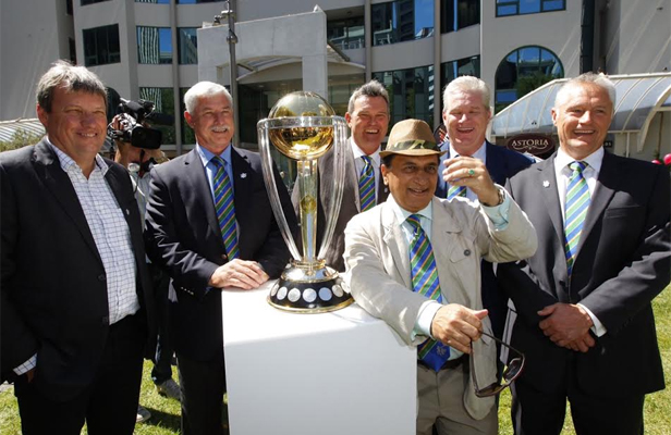 Cricket World Cup launch