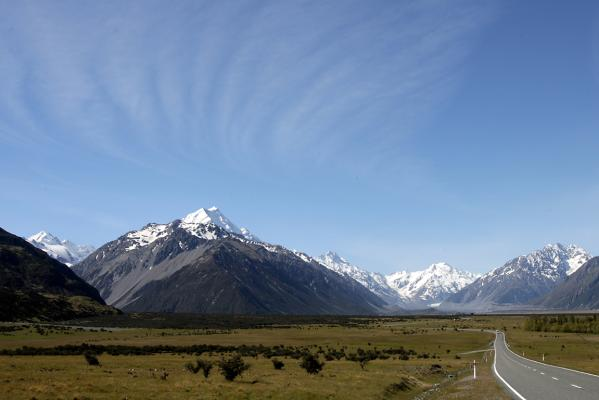 mackenzie country beauty spots