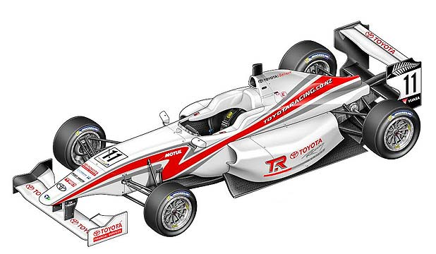 New cars for New Zealand TRS championship | Stuff.co.nz