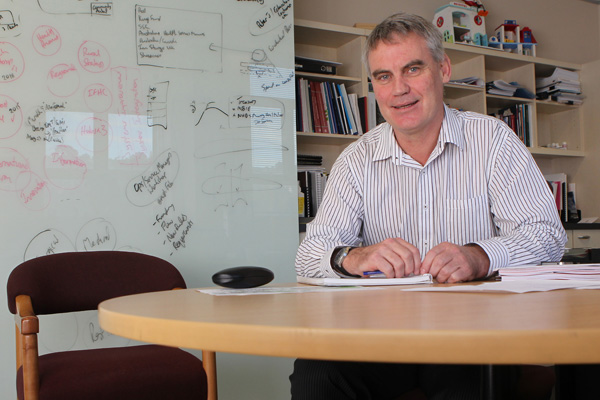 Chief Executive of the Canterbury and Westland District Health Boards, David Meates.