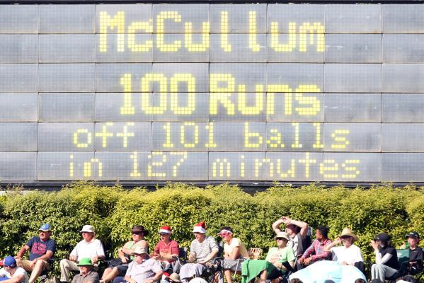 McCullum the man