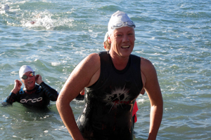 Port Nelson Sea Swim Series.