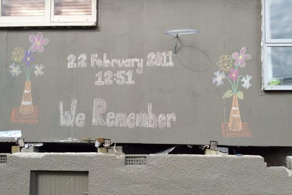 February 22, 2014 - Christchurch remembers
