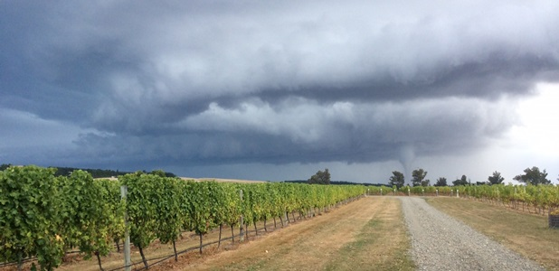Storm Brings Hail Tornadoes To Canty Northland New