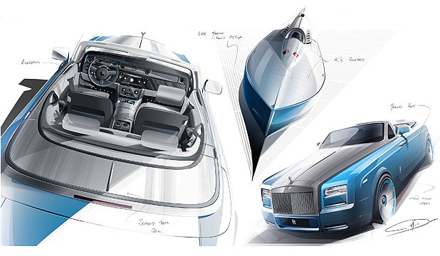 Rolls-Royce Waterspeed Collection