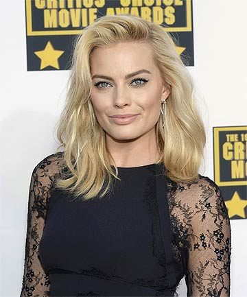 MARGOT ROBBIE: It's understood The Wolf of Wall Street actress and the local lad met on the set of movie Z for Zachariah.