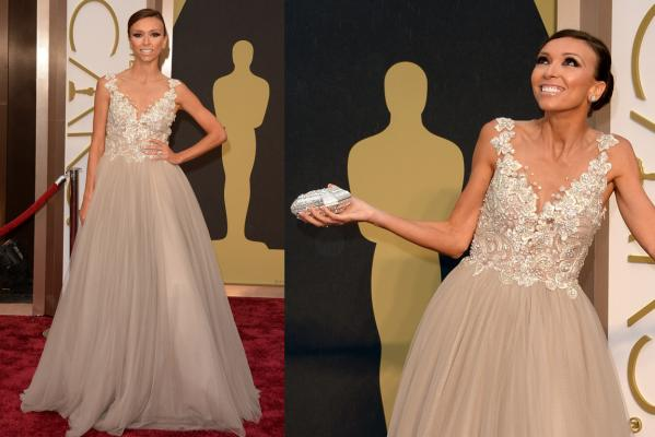 Best & worst dressed: The Oscars