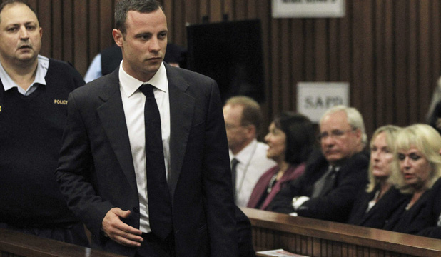 Oscar Pistorius murder trial opening day