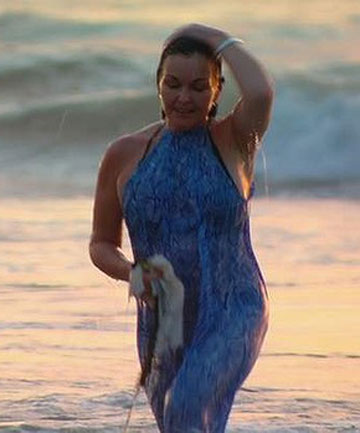 Schapelle Corby pictured in a Sunday Night exclusive