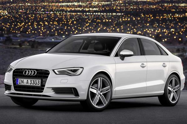 World Car of the Year finalist: Audi A3.