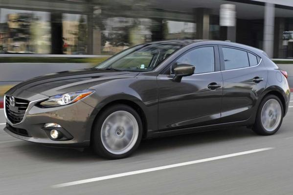 World Car of the Year finalist: Mazda3.