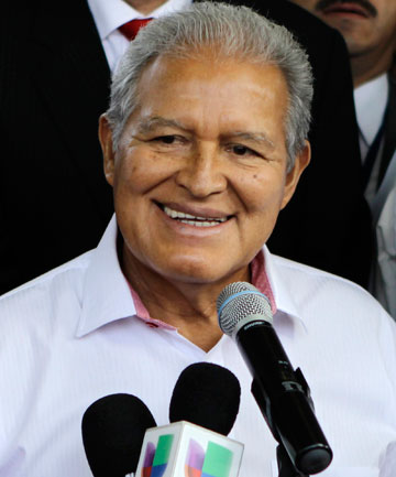 Salvador Sanchez Ceren