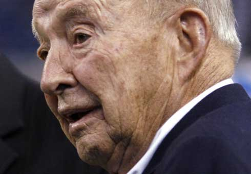 William Clay Ford, owner of the NFL Detroit Lions and last surviving grandson of Henry Ford, has died.