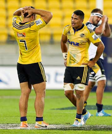 Ardie Savea and Jack Lam