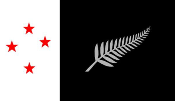 Let's use the iconic images of New Zealand
