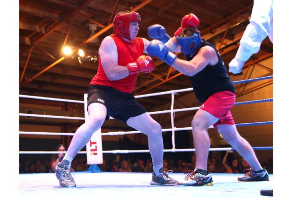 Gore Charity Boxing