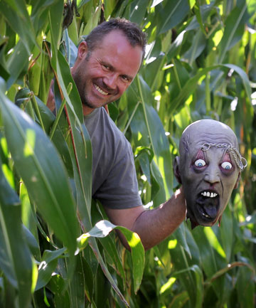 Maize house of horrors