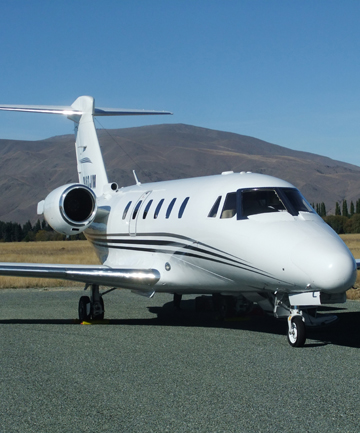 pukaki cessna citation