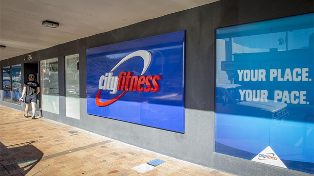 City Fitness gym, Upper Hutt