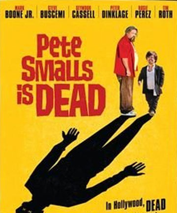 DVD review: Pete Smalls is Dead