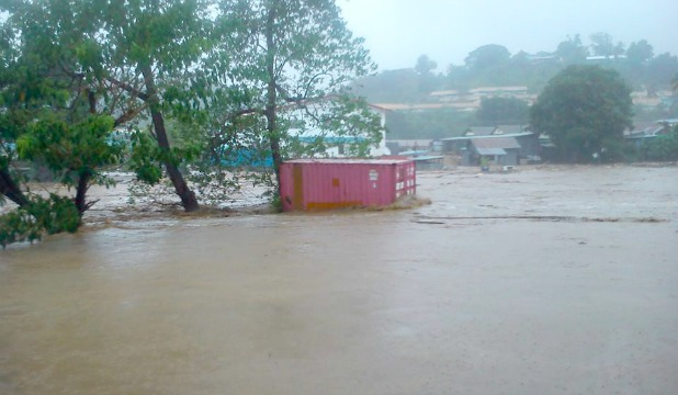 Solomon Islands flooding