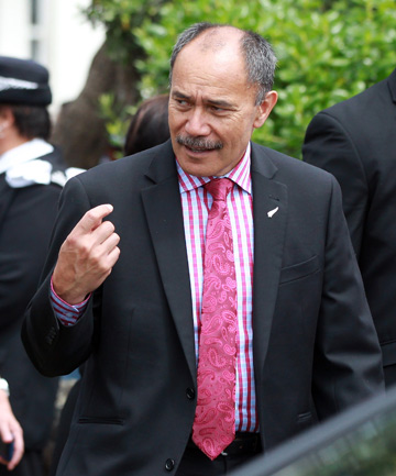 Governor-general Jerry Mateparae